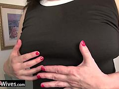 USAwives wonderful mammas and attractive Matures Compilation Mom XXX